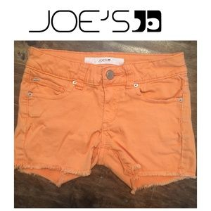 Joe's Jeans Girls Shorts